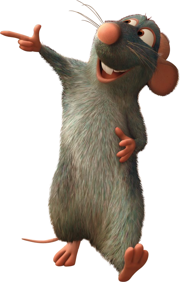 Clipart For U Ratatouille